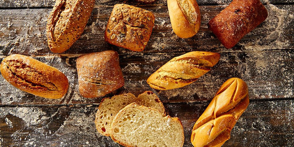Eerlijk en lekker brood!